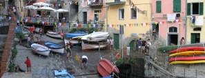 Riomaggiore-Cinque Terre-Italy