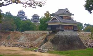 Earthquake-Trams-food-Kumamoto-Kyushu-Japan