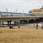 Bournemouth-coast-beach-sand-England