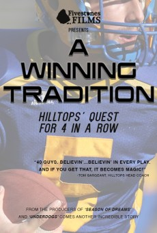 A Winning Tradition DVD Cover