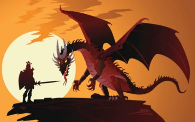 Habitude 6: Overcome the Spitting Dragon Who Wants to Send You Home