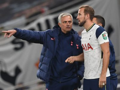 José Mourinho Has Tottenham At The Top Of The Table. But Are Spurs For  Real? | FiveThirtyEight