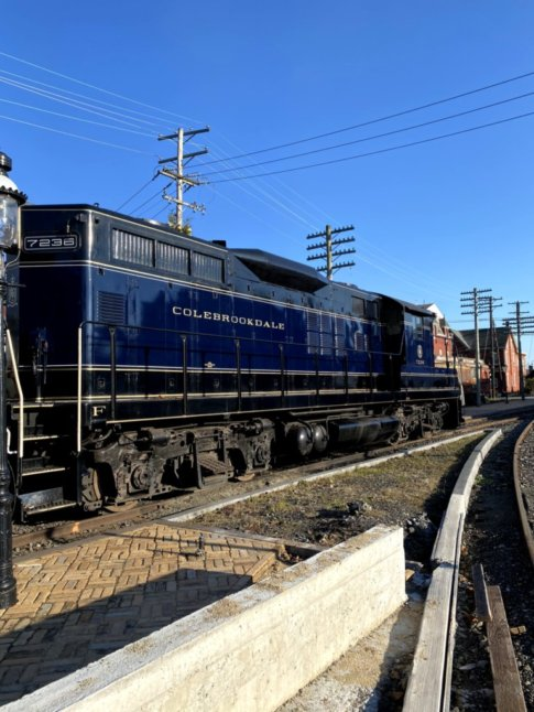 A Passage Through Time – Experience PA's Magic by Train