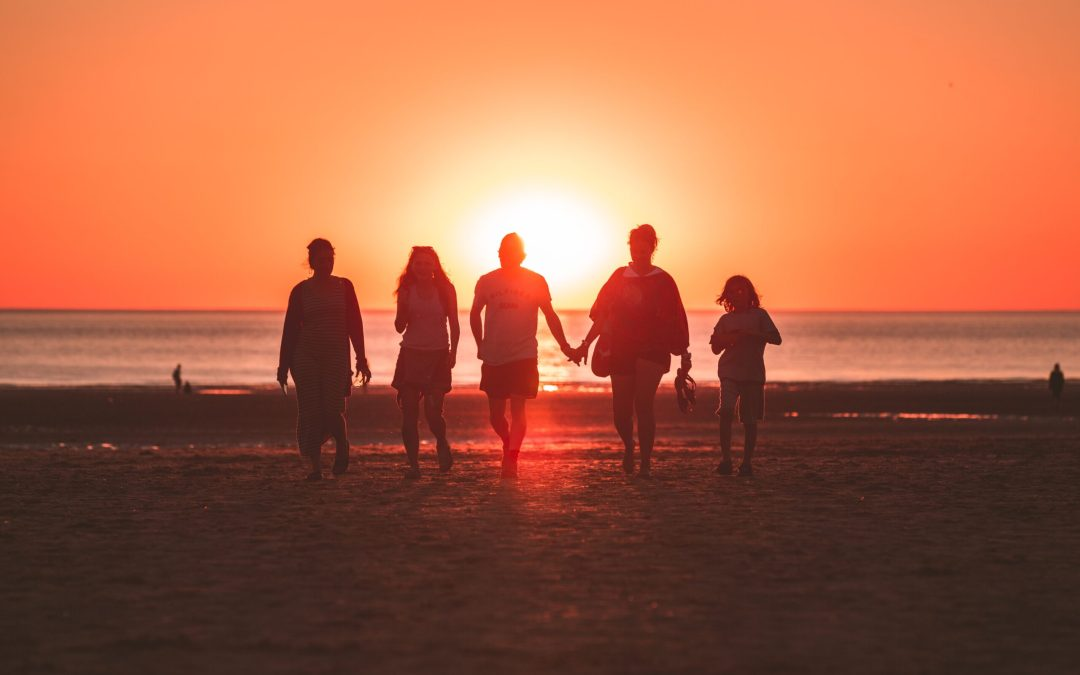 Five People To Surround Yourself With For A Better Life