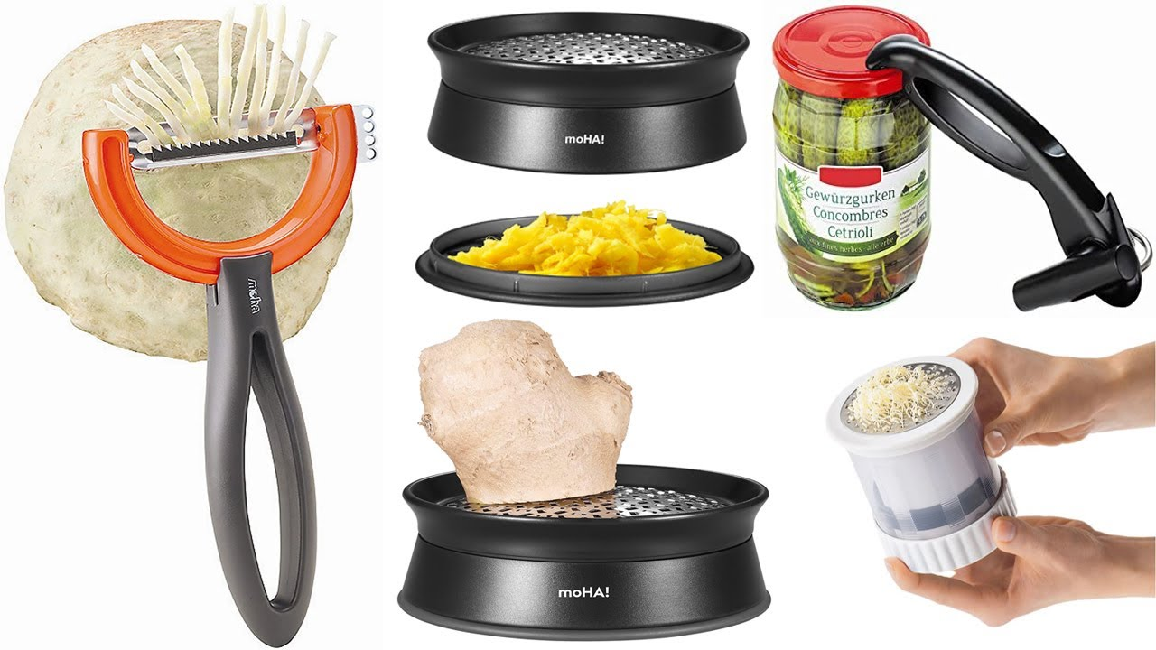 10 BRAND NEW KITCHEN GADGETS YOU MUST HAVE