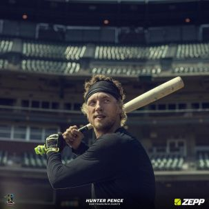 Baseball Hitting Aids - Zepp 3D
