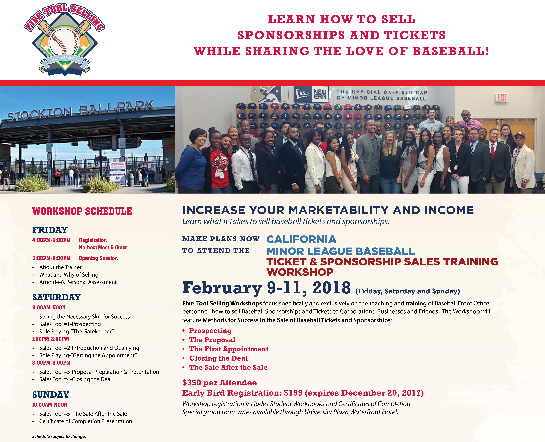 California Workshop 2018