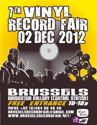 brussels record fair 2012