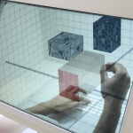 SpaceTop, integrating 2D and spatial 3D interactions