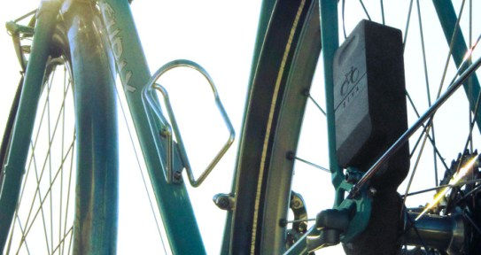 Electricity through cycling