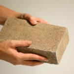 Bricks Grown From Bacteria