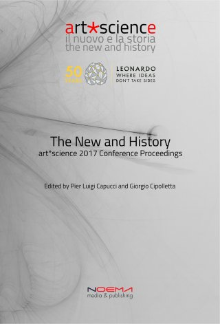 The New and History – art*science 2017/Leonardo 50 Proceedings