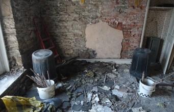 rubble, property development, building, investment, hmo