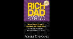 Rich Dad poor dad, Robert Kiyosaki