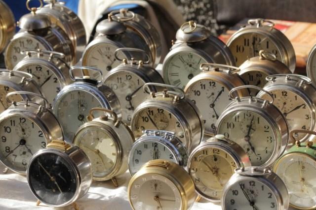 Clocks, property, success