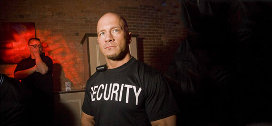bouncer, security