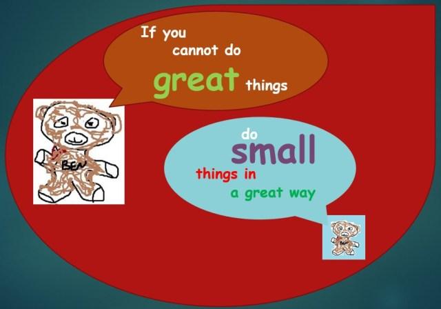 small,micro,success,goals