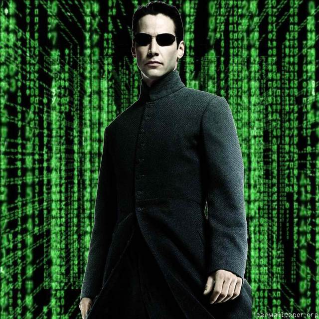 Neo, matrix, algorithm, banks