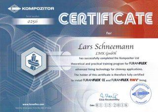 Zertifikat-Lars-Schneemann