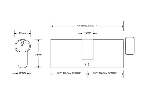 Cylinder details 35 T45 Asec