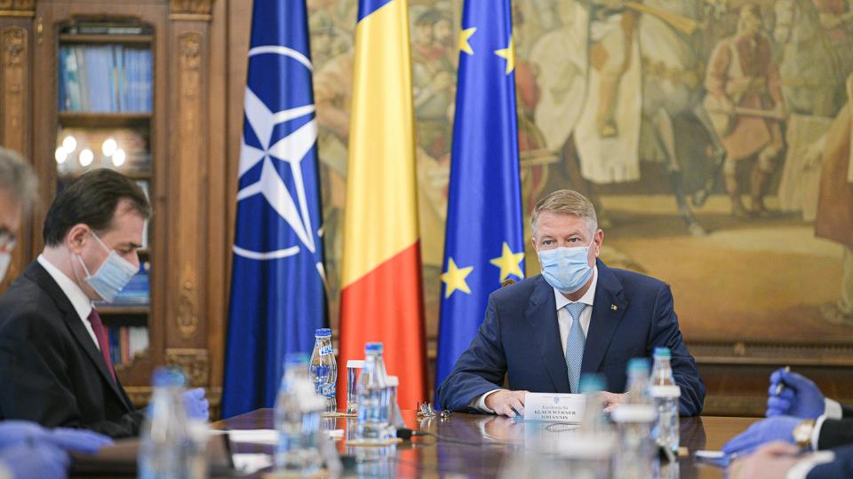 Sedinta presidentia romaniei