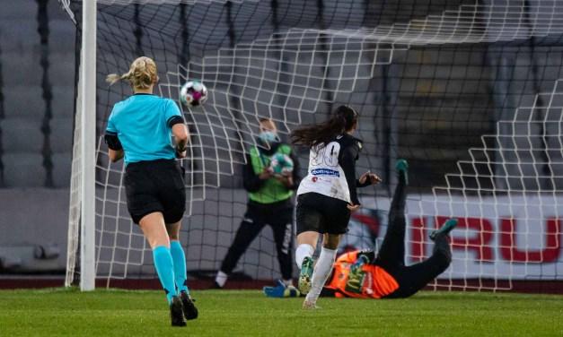 Olimpia Cluj merge mai departe în Liga Campionilor la fotbal feminin
