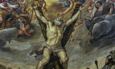 Clipa de istorie – Despre Sfântul Apostol Andrei