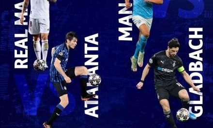 Optimi UCL | Manchester City – Borussia Monchengladbach 2-0 și Real Madrid – Atalanta 3-1. Guardiola și Zidane merg în sferturi