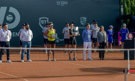 Experiența a învins! Andrea Petkovic este campioană la Winners Open 2021, după o finală controlată în totalitate