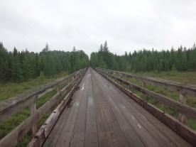 More trestle.