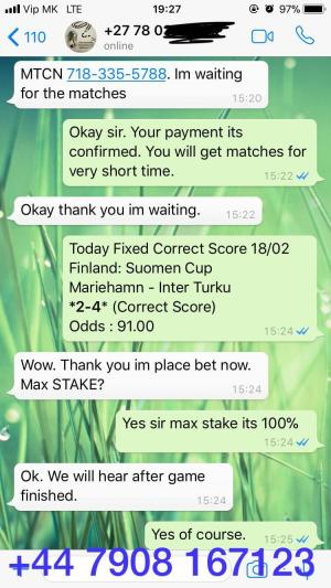 fixed matches 100