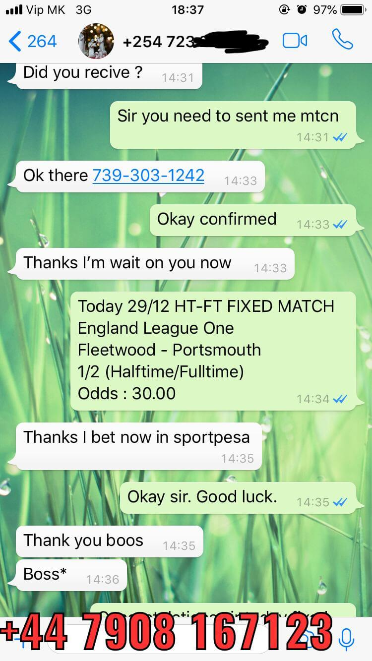 Buy Fixed Matches, Fixed Correct Score, Verified Sellers Fixed Matches,