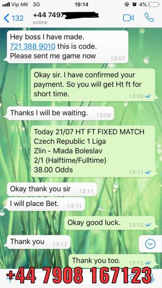 ht ft fixed matches proof