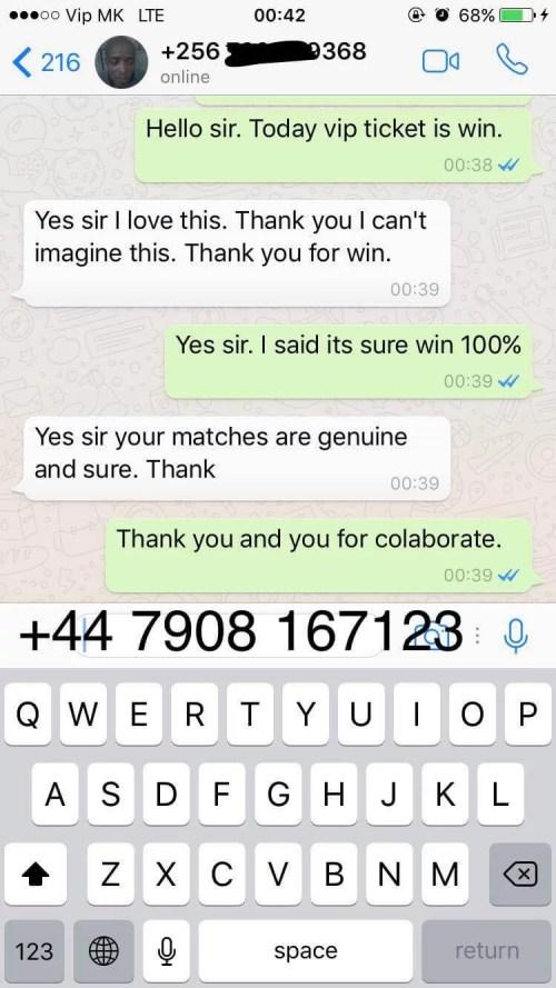 solo predict. sure fixed matches. fixed match 100%.