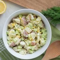 Cucumber Dill Potato Salad