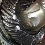 Audi CVT stripped pinion gear