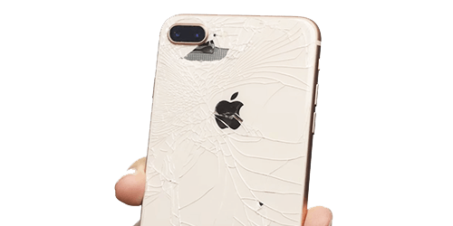 Mobile phone back glass repair service in UK same day bring it in or send for online repair
