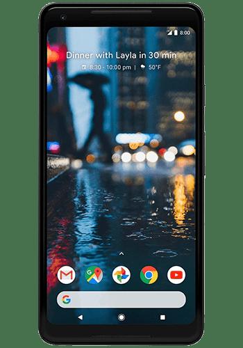 Google Pixel 2 XL repair services in UK, London bring it in or send by post