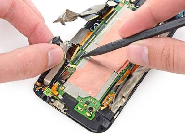 htc one m8 microphone repair London