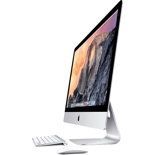 iMac 27 slim repair services in London same day by computer repair specialists company