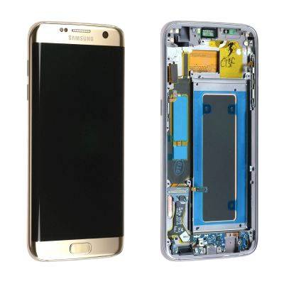 GALAXY S7 Edge Screen replacement assembly replaced same day in london