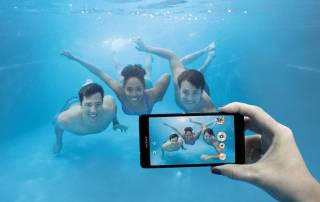 WATERPROOF MOBILE PHONES