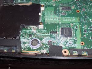 LAPTOP LIQUID DAMAGE REPAIR, WE CAN REPAIR LAPTOP DAMAGED BY WATER OR ANY OTHER DAMAGE, WITHIN FEW DAYS OR RECOVERY YOUR DATA