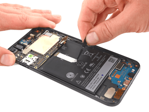 Google Pixel battery replacement service in London same day