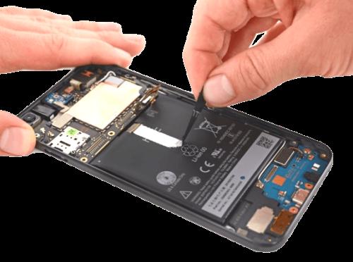 Google Pixel 2 disassembly for repair in London or Online repair