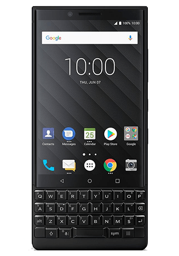 Blackberry Key2 repair services in London, UK by Fix Factor