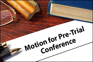 Pre-Trial Motion Sample