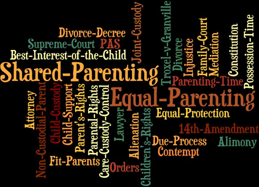 Parental Rights Wordel