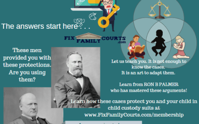 Do You Know Where Your Rights Come From and Do You Know How to Adapt Those Rights to Family Law?