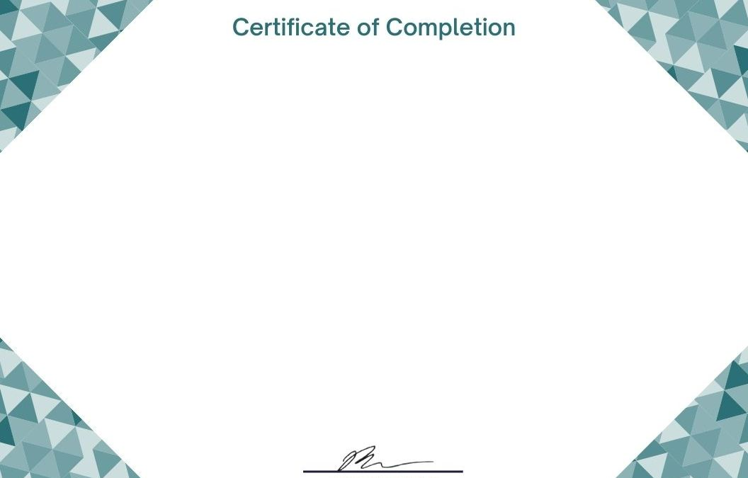 Creating Certifications